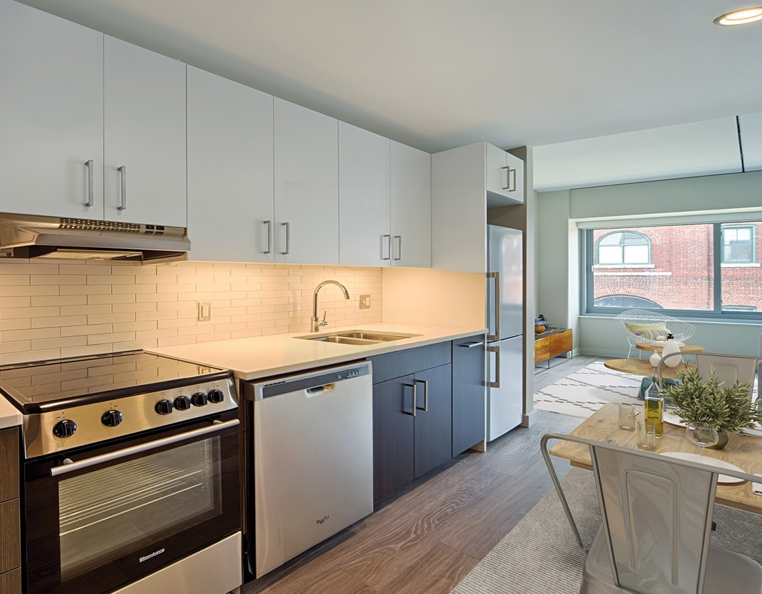 Vivo Apartments - Cambridge, MA - Kitchen